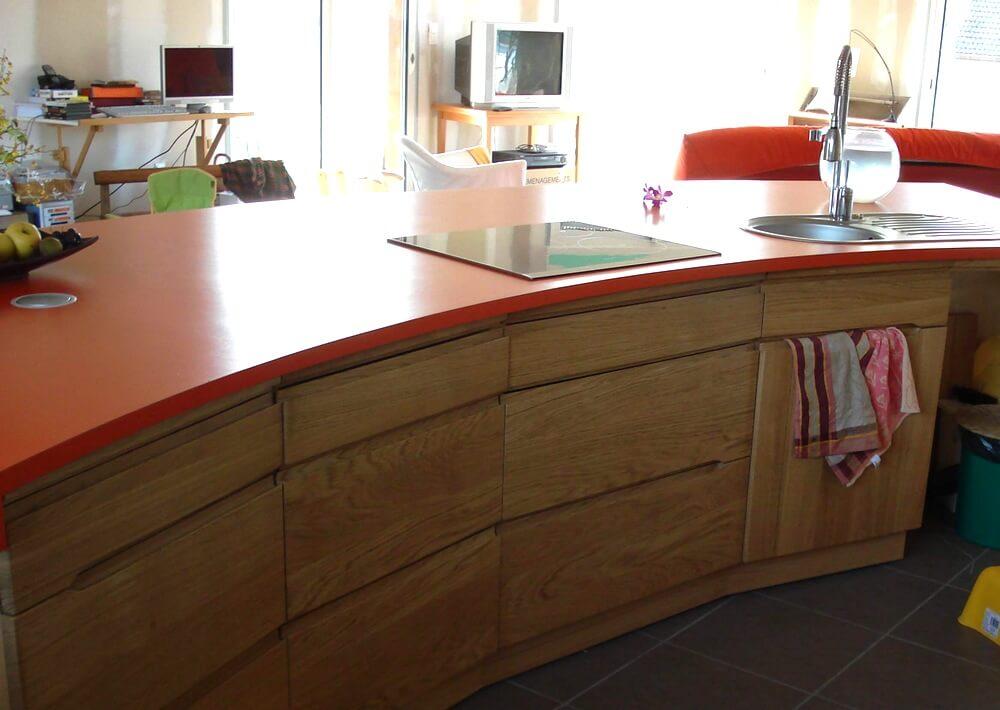 il t central xxl cuisine ch ne et stratifi laurentin. Black Bedroom Furniture Sets. Home Design Ideas