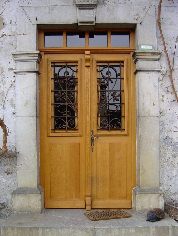 Nos portes d 39 entr es sur mesure laurentin - Porte d entree sur mesure ...